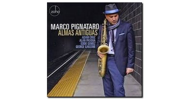 Marco Pignataro Almas Antiguas Zoho 2018 Jazzespresso Revista