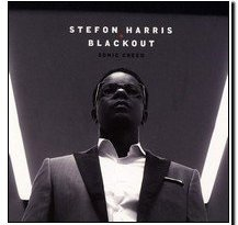 Sonic Creed Stefon Harris Blackout Album Spotify CD 爵士杂志