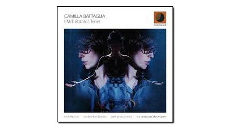 Camilla Battaglia EMIT RotatoR TeneT Dodicilune Jazzespresso Revista