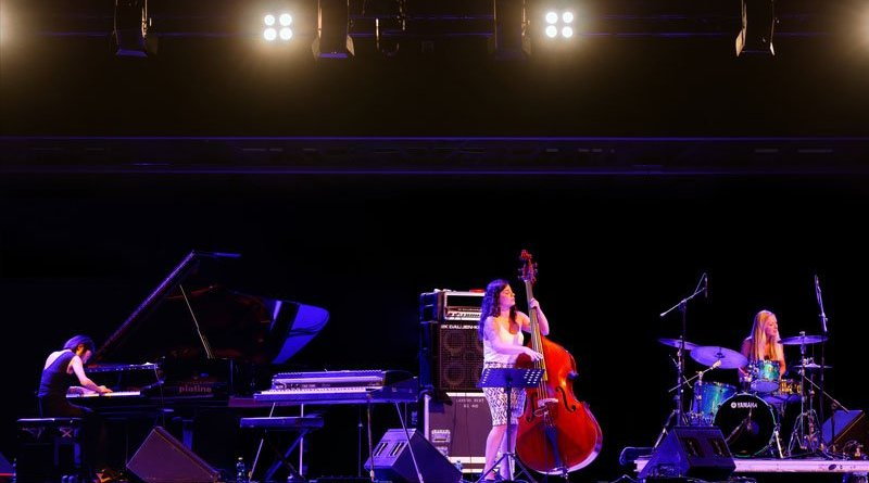Chihiro Yamanaka OGR 都灵 Reportage Barni Jazzespresso
