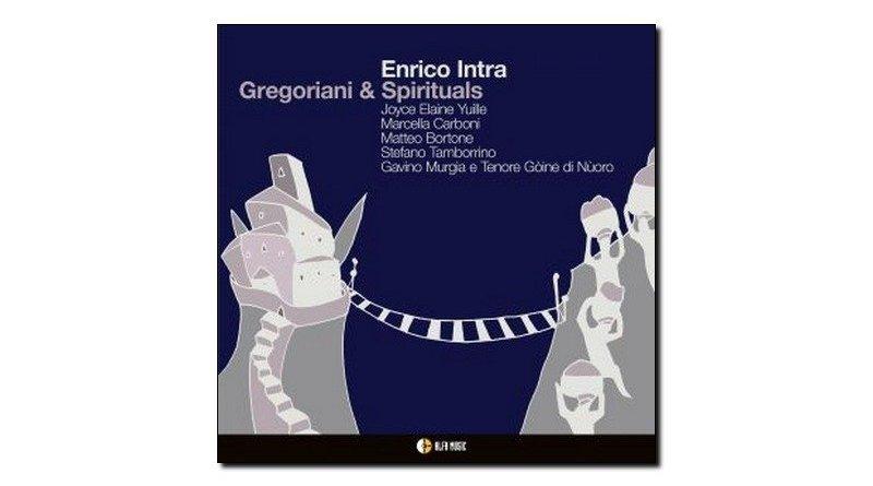 Enrico Intra Gregoriani & Spirituals AlfaMusic Jazzespresso 爵士杂志