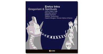 Enrico Intra Gregoriani & Spirituals AlfaMusic Jazzespresso Magazine