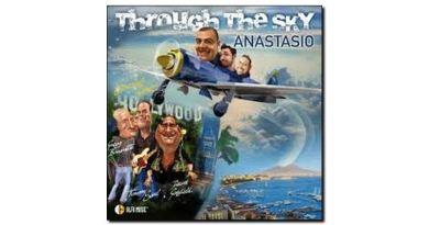 Enzo Anastasio Through The Sky AlfaMusic 2018 Jazzespresso 爵士杂志