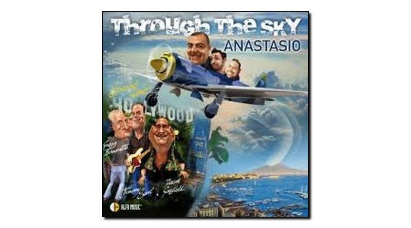 Enzo Anastasio Through The Sky AlfaMusic 2018 Jazzespresso Magazine
