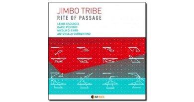 Jimbo Tribe Rite of Passage AlfaMusic 2018 Jazzespresso Revista