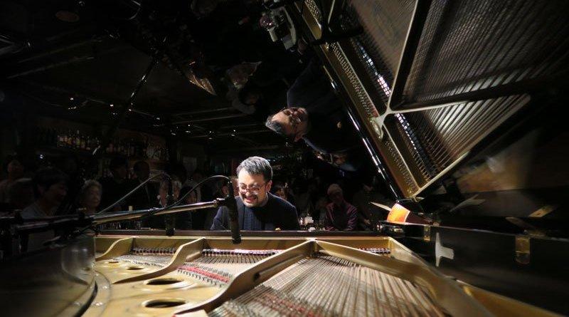 Tadataka Unno Jazzespresso jazz Eliza Wong 专访 爵士杂志