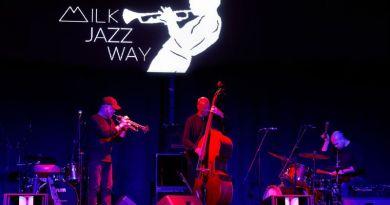 Flavio Boltro BBB 三重奏乐团 Milk Torino Reportage Barni Jazzespresso