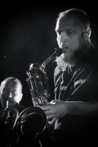 Zu Gustafson Mai Battaglia Pupillo Torino Reportage Barni Jazzespresso