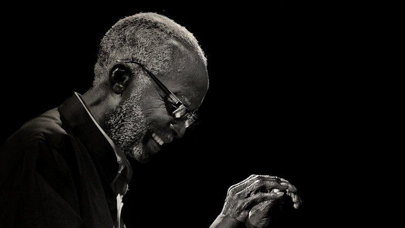 Didier Jallais 爵士音乐人物肖像摄影 Ahmad Jamal