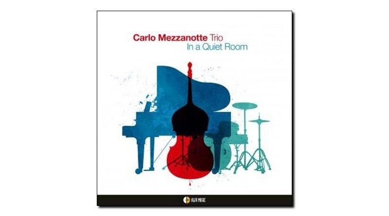 Carlo Mezzanotte Trio In a Quiet Room AlfaMusic Jazzespresso Magazine