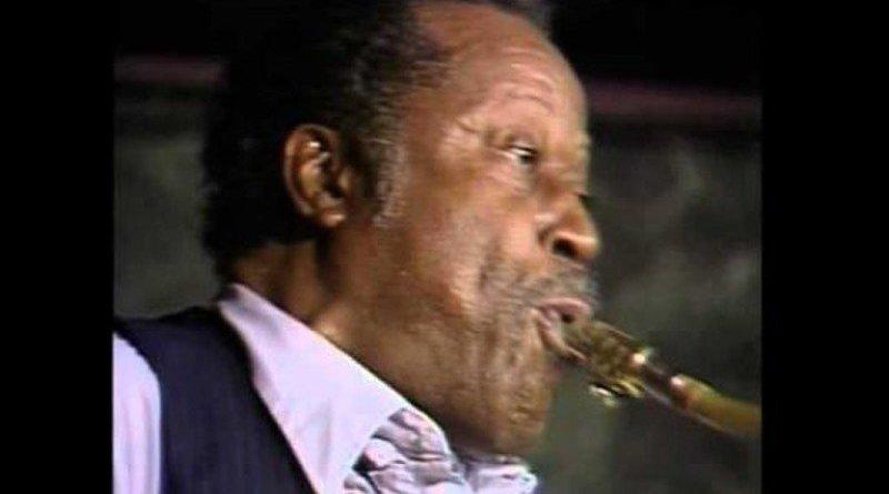 Eddie Lockjaw Davis Jazzhus Slukefter YouTube Video Jazzespresso 爵士杂志