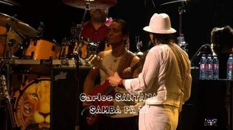 Santana Europa Samba Pa Ti YouTube Video Jazzespresso 爵士雜誌