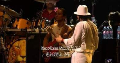 Santana Europa Samba Pa Ti YouTube Video Jazzespresso Revista Jazz