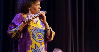 Nicole Mitchell 匹茲堡大學University of Pittsburgh Jazzespresso 爵士雜誌