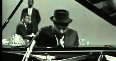 Thelonious Monk Don't Blame Me YouTube Video Jazzespresso 爵士雜誌