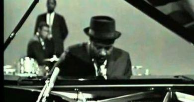 Thelonious Monk Don't Blame Me YouTube Video Jazzespresso Revista