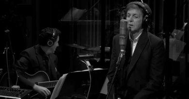 Paul McCartney Paper Moon YouTube Video Jazzespresso 爵士雜誌