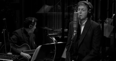 Paul McCartney Paper Moon YouTube Video Jazzespresso Jazz Magazine