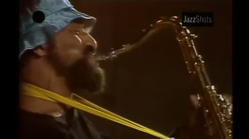 Sonny Rollins Jazz Jamboree YouTube Video Jazzespresso Jazz Mag