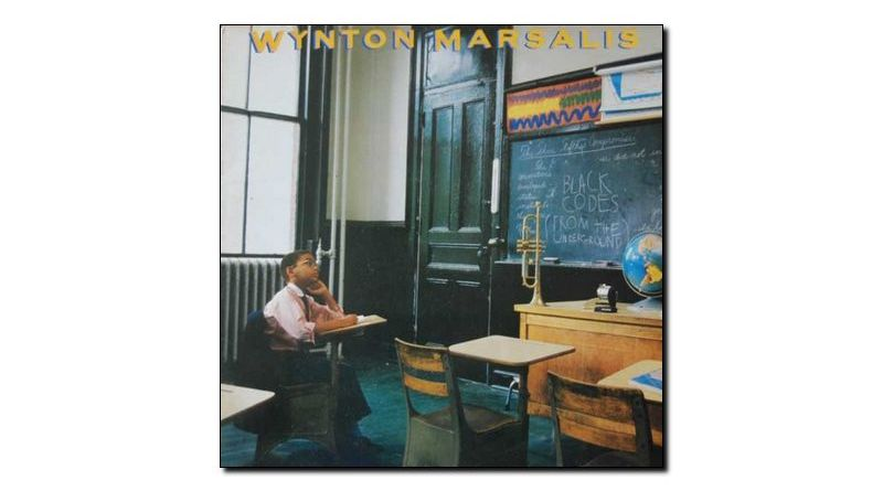 Wynton Marsalis Group Black Codes Jazzespresso 爵士杂志