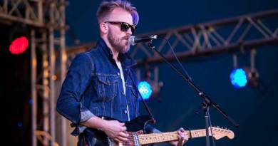 Joey Landreth EU tour dates Jazzespresso Jazz Magazine