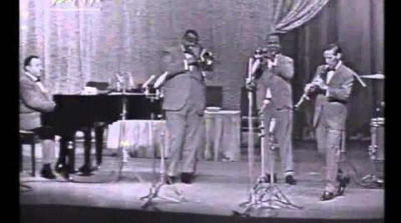 Louis Armstrong Live Berlin 1965 YouTube Video Jazzespresso 爵士杂志