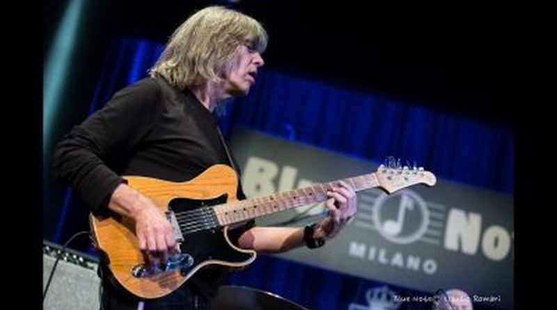 Mike Stern Band Kate Blue Note YouTube Video Jazzespresso 爵士雜誌