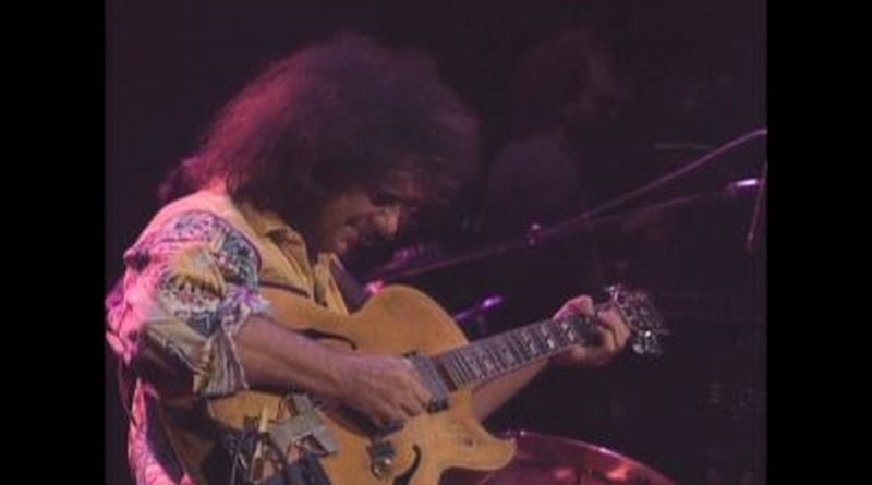 Pat Metheny Secret Story Live 1992 YouTube Video Jazzespresso Mag