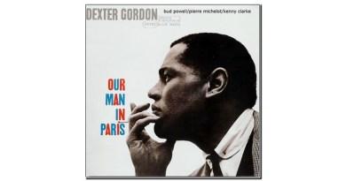 Dexter Gordon <br/> Our Man In Paris  <br/> Blue Note, 1963
