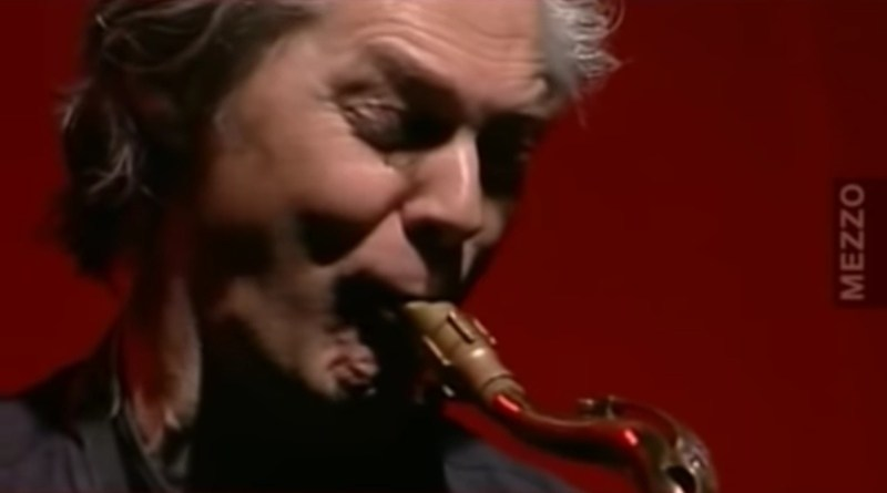 Jan Garbarek Hasta Siempre YouTube Video Jazzespresso Jazz Mag