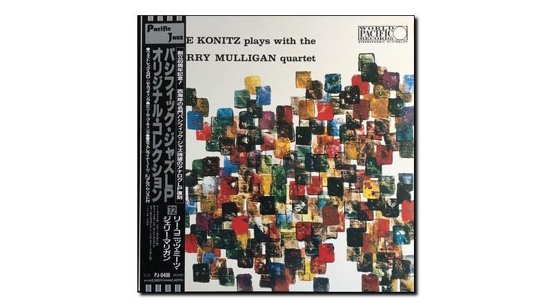 Lee Konitz Gerry Mulligan Quartet World Pacific Jazzespresso 爵士雜誌