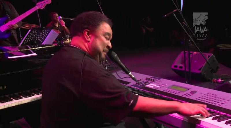 George Duke Trio It's On Java Jazz Festival Jazzepresso Jazz Magazine