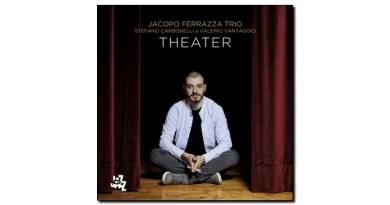 Jacopo Ferrazza Trio Theater CAM jazz 2019 Jazzespresso Magazine