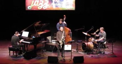 Jerry Bergonzi Quartet Hong Kong YouTube Video Jazzespresso 爵士雜誌