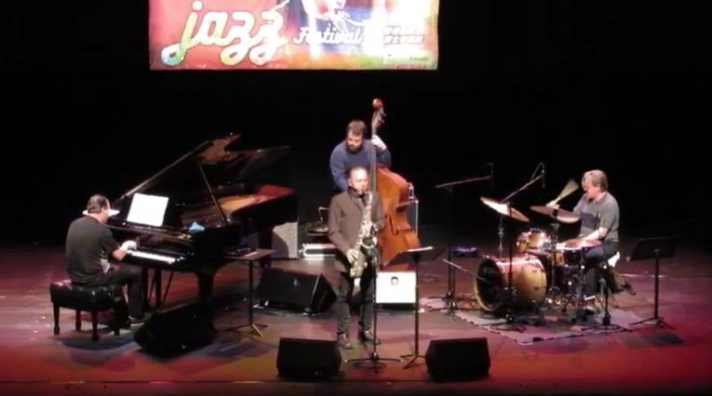 Jerry Bergonzi Quartet Hong Kong YouTube Video Jazzespresso 爵士杂志