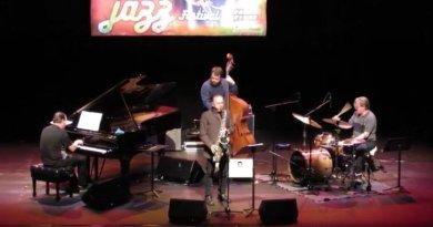 Jerry Bergonzi Quartet Hong Kong YouTube Video Jazzespresso Jazz Mag