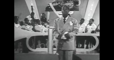 Louis Armstrong Nicodemus Shine 1940s YouTube Video Jazzespresso Mag