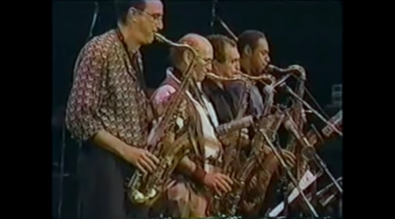 Brecker Liebman Garzone Redman Impressions Live Newport Jazzepresso 爵士雜誌