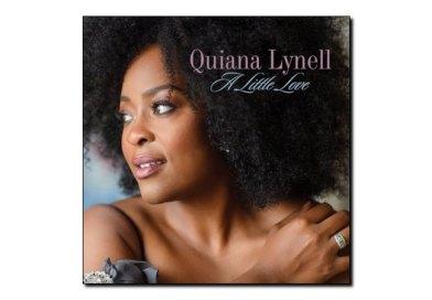 Quiana Lynell <br> A Little Love <br> Concorde, 2019