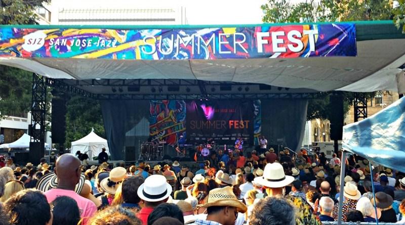 San Jose Jazz Summer Fest Jazzespresso Jazz Magazine