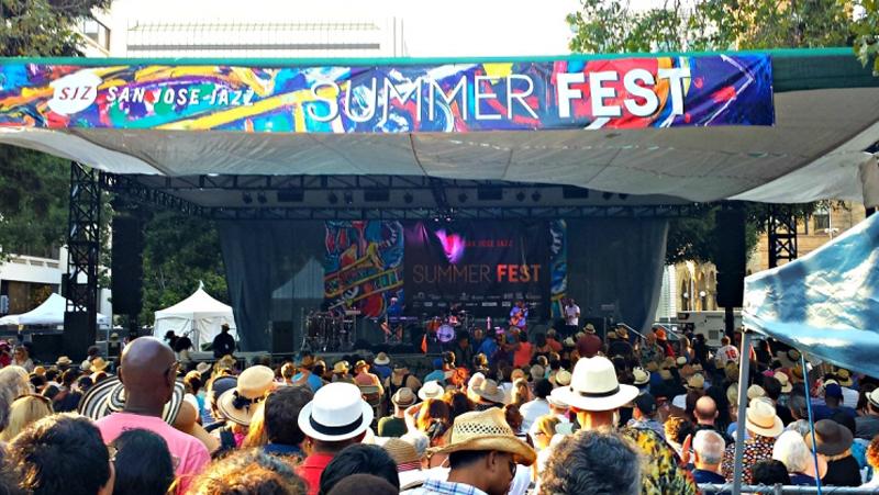 San Jose Jazz Summer Fest Jazzespresso Revista Jazz