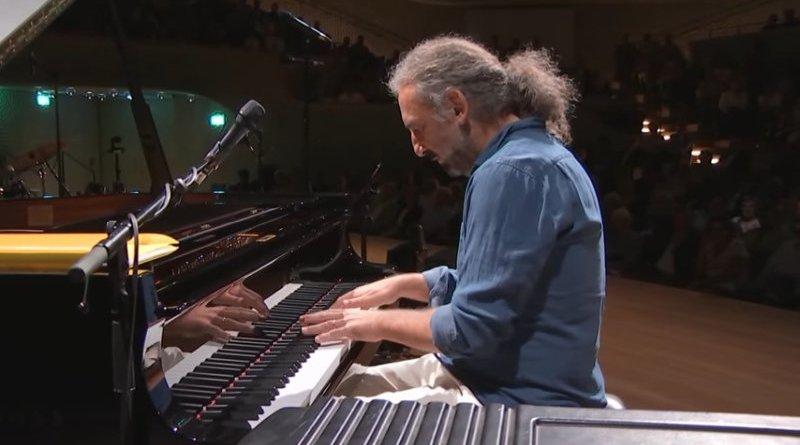 Stefano Bollani Napoli Trip Live Elbphilharmonie Jazzepresso Jazz Mag