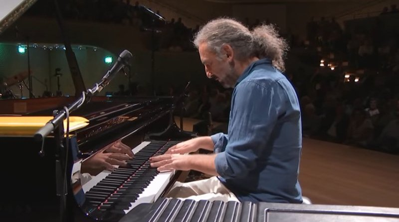 Stefano Bollani Napoli Trip Live Elbphilharmonie Jazzepresso Revista Jazz