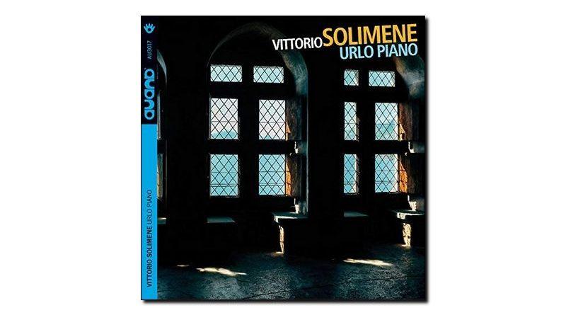 Vittorio Solimene Urlo Piano Auand 2019 Jazzespresso 爵士杂志