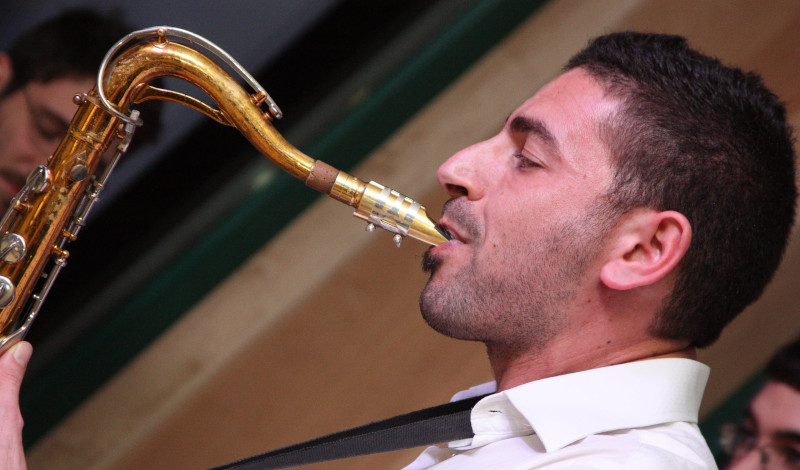 Peppe Santangelo Jazzespresso entrevista Eugenio Mirti