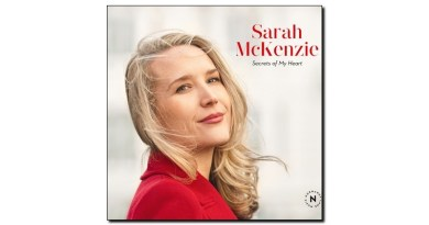 Sarah McKenzie Secrets My Heart Normandy Lane Jazzespresso Revista
