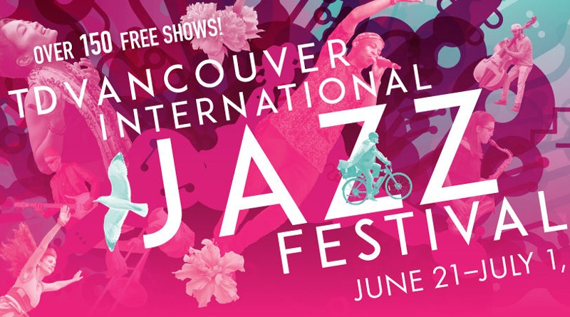 TD Vancouver International Jazz Festival Jazzespresso Revista Jazz