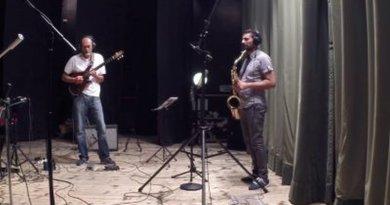 Peppe Santangelo Nu Quartet Wayne YouTube Video Jazzespresso Revista