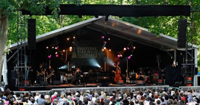 June 28 – July 7, 2019 <br/> Django Reinhardt Festival