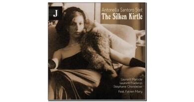 Antonella Santoro Quintet The Silken Kirtle Jazzespresso Revista Jazz